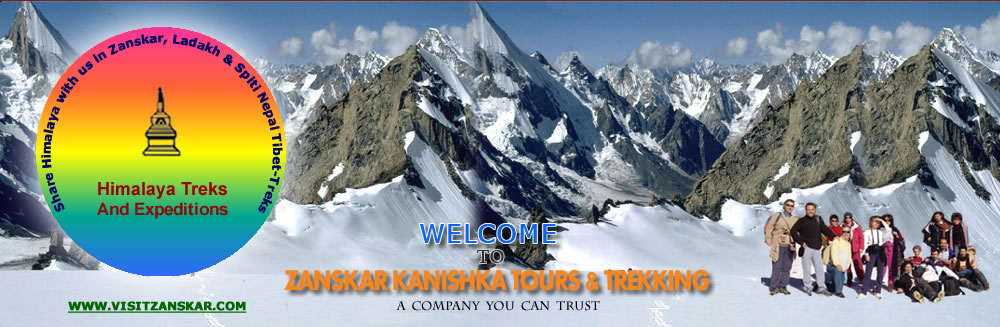 Zanskar Kanishka Tours and Travel
